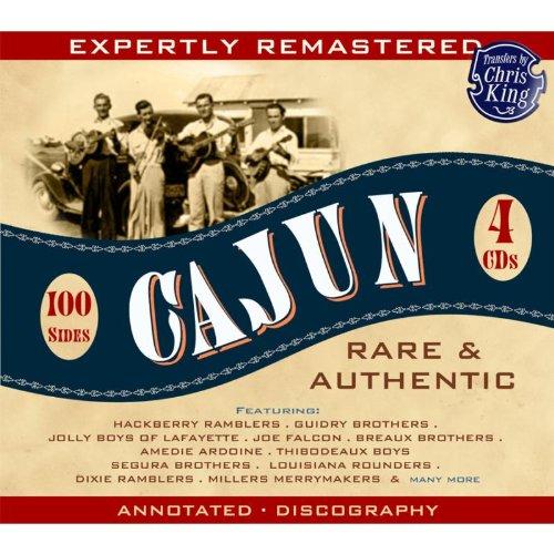 CAJUN-Rare & Authentic