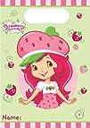 Strawberry Shortcake Treatbags 8pkg