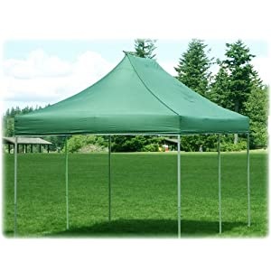 Premier Tents 10 X 20 Canopy With Steel Frame Kits
