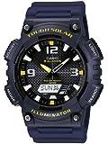 Casio Herren-Armbanduhr CASIO COLLECTION Digital Quarz (One Size, schwarz)