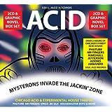 Acid-Mysterons Invade the Jackin' Zone