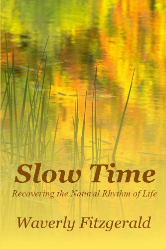 Slow Time: Recovering the Natural Rhythm of Life PDF