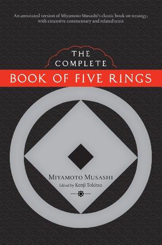 Miyamoto Musashi  Kenji Tokitsu - The Complete Book of Five Rings