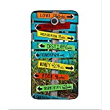 FUSON Designer Back Case Cover For Samsung Galaxy J5(2017) (love Miles Distance Success Inspiration)