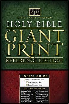 Amazon king james study bible