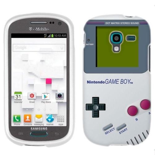 Samsung Galaxy Exhibit Old School Retro Gameboy Phone Case