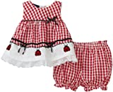So La Vita Baby-girls Infant 2 Tier Dress