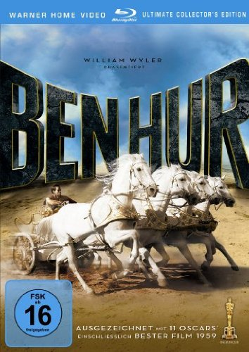 Ben Hur [Blu-ray] [Collector's Edition]
