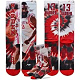 James Harden Houston Rockets NBA Tye Dye Socks Men's Large 10-13