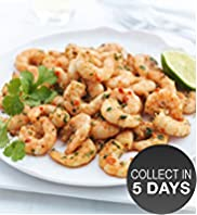 Honduran Raw Prawns with a Chilli & Coriander Marinade (DUPLICATE)
