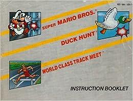 super mario duck hunt world class track meet ebay