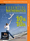 Essential Mathematics for the Australian Curriculum Year 10 Teacher Edition (1107607663) by Goodman, Jenny