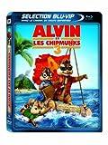 Image de Alvin et les Chipmunks 3 [Blu-ray]