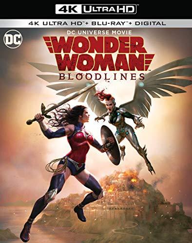 4K Blu-ray : Wonder Woman: Bloodlines (2 Discos)