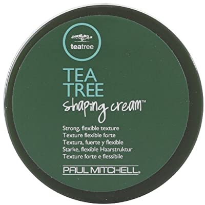 Paul Mitchell Tea Tree Shaping Cream 300 Oz from Paul Mitchell