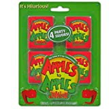 Apples to Apples Junior Mini Card Games りんごにりんごジュニアミニ?カードゲーム♪ハロウィン♪クリスマス♪