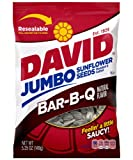 David Seeds, Jumbo Sunflower Barbeque Flavor, 5.25-Ounce Bag (Pack of 12)