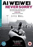 Ai WeiWei: Never Sorry [DVD]