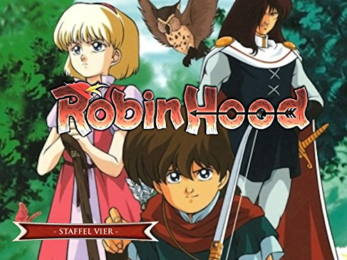 Robin Hood – Staffel 4