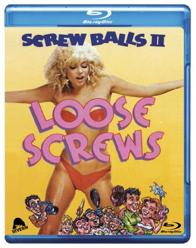 Screwballs II: Loose Screws [Blu-ray]