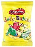 Bassett'S Bassetts Jelly Babies 190G Bag X5
