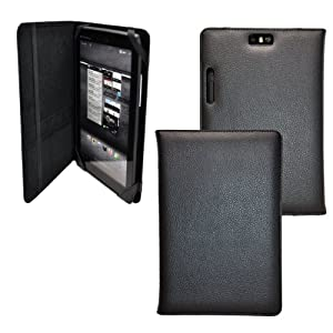 motorola xoom leather folio case
