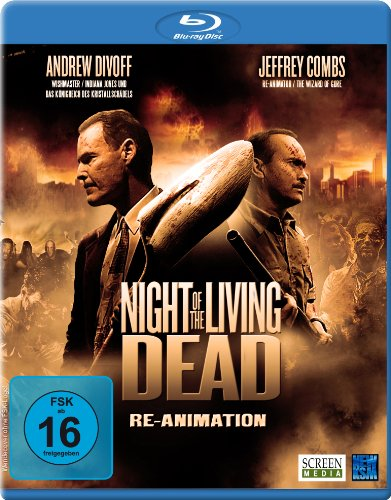 Night of the Living Dead: Re-Animation [Blu-ray]