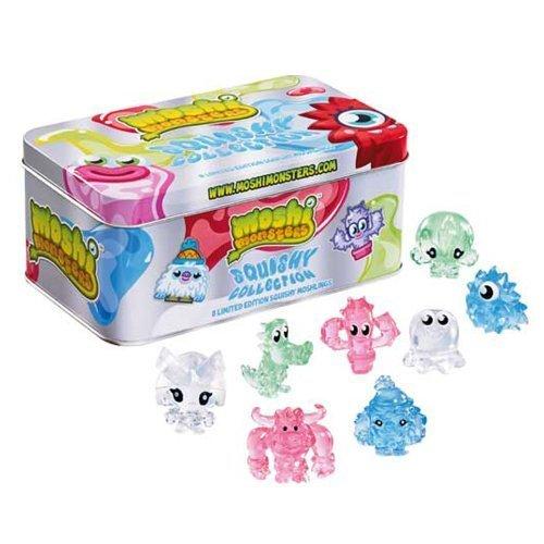 Moshi Monsters Squishy Tin