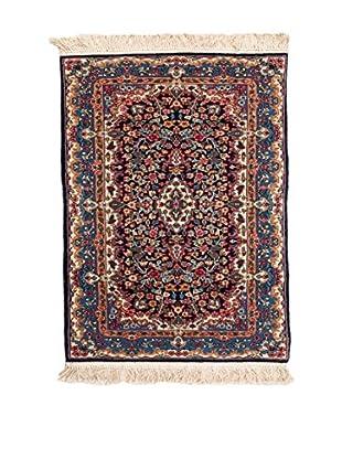 Navaei & Co. Alfombra Berkana Azul/Multicolor 108 x 62 cm