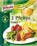 Knorr Feinschmecker 3 Pfeffer Sauce - 1 Pc