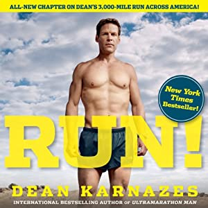 Run!: 26.2 Stories of Blisters and Bliss | [Dean Karnazes]
