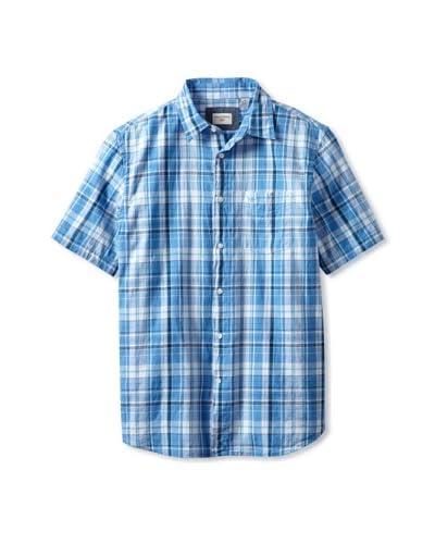 Dockers Men's Madras Shirt