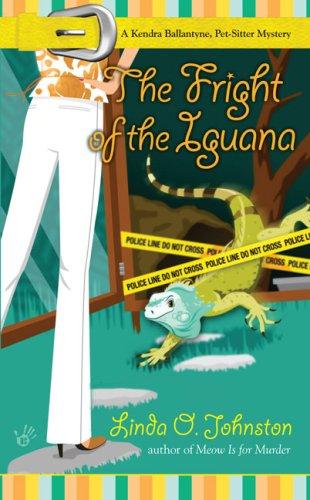 Image of The Fright of the Iguana (Kendra Ballantyne)