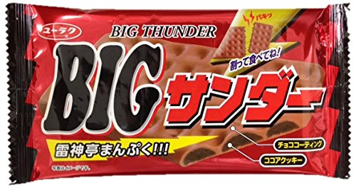 有楽製菓 BIGサンダー 1枚×20個