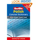 Berlitz Polish Concise Dictionary (Berlitz Concise Dictionary) (English and Polish Edition)