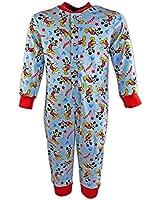 Disney Mickey Mouse Grenouillère | Garcon Mickey Mouse Pyjamas| 12 mois a 5 Ans