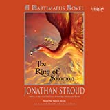 The Ring of Solomon: A Bartimaeus Novel, Book 4