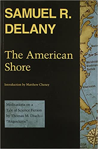 The American Shore cover