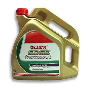 4 liter castrol edge professional titanium fst longlife. Black Bedroom Furniture Sets. Home Design Ideas