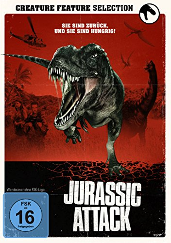 Jurassic Attack (Creature Feature Selection)