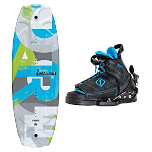 CWB Charger Kids Wakeboard With Tyke Bindings 2014 by CWB Board Co.