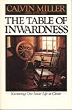 The Table of Inwardness: Nurturing Our Inner Life in Christ