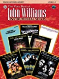 The Very Best of John Williams Instrumental Solos, Piano Accompaniment Edition (Book & CD)