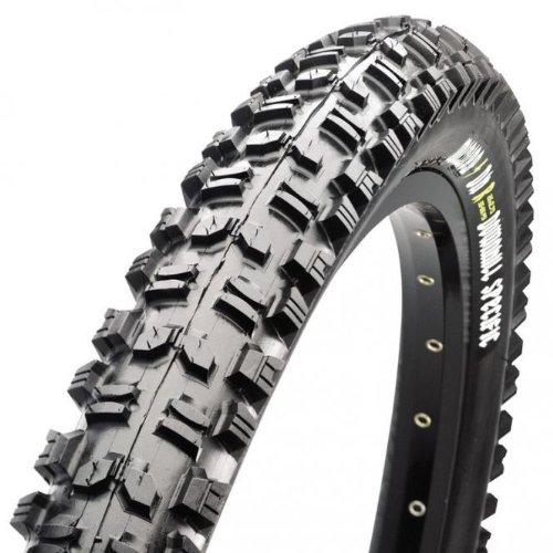 "Reifen Maxxis Minion DH R (Ausführung: 26"" 52-559 schwarz, Draht R60a) Fahrradreifen 26 Zoll MTB Reifen Fahrraddecke Fahrradmantel Fahrradteile"