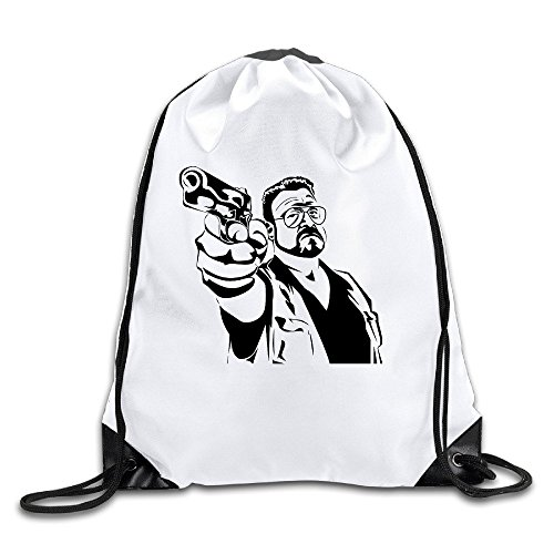 UNDERFASHION Walter Sobchak The Big Lebowski Film Sackpack Team Training Gymsack