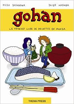 Gohan la cuisine japonaise est un jeu d - Cuisine japonaise livre ...
