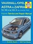 Vauxhall / Opel Astra & Zafira, Febru...
