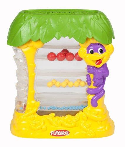 POPPIN' PARK FLIP 'N SORT MONKEY Toy