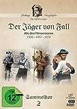 DVD Cover 'Der Jäger von Fall (1936, 1957, 1974) - Die Ganghofer Verfilmungen - Sammelbox 2 (Filmjuwelen) [3 DVDs]