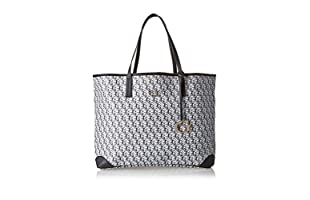 Guess Tote (Gris / Negro)